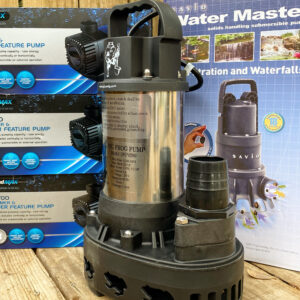 Water Garden & Fountain Pumps